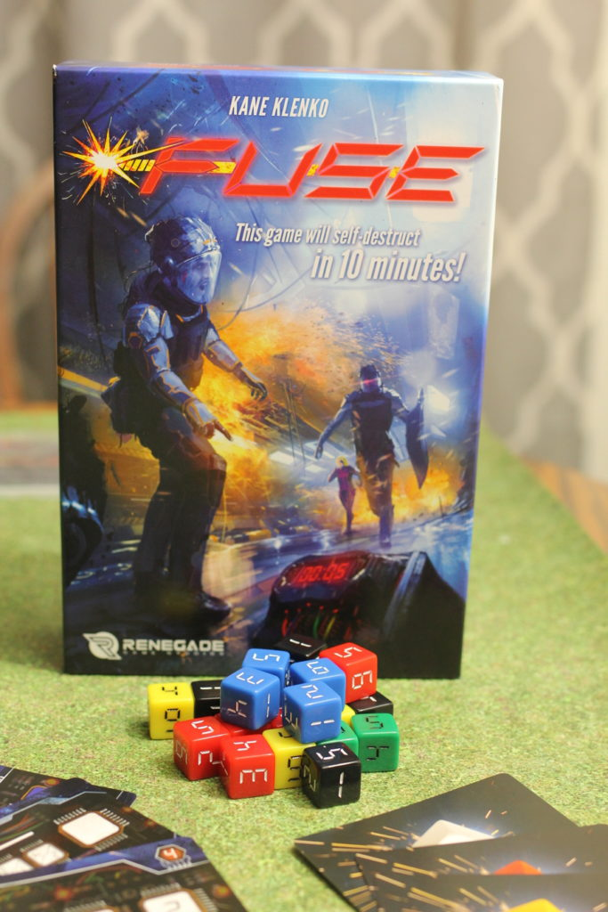 space board game coop game solo player game